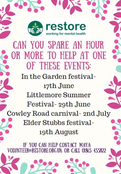 Restore poster